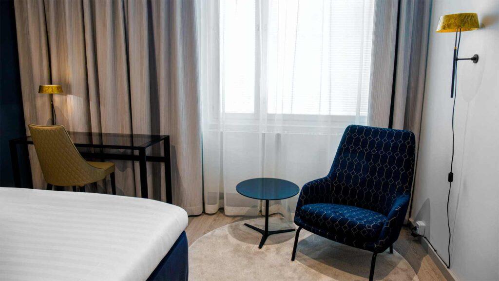 Superior-room Hotel Matts.
