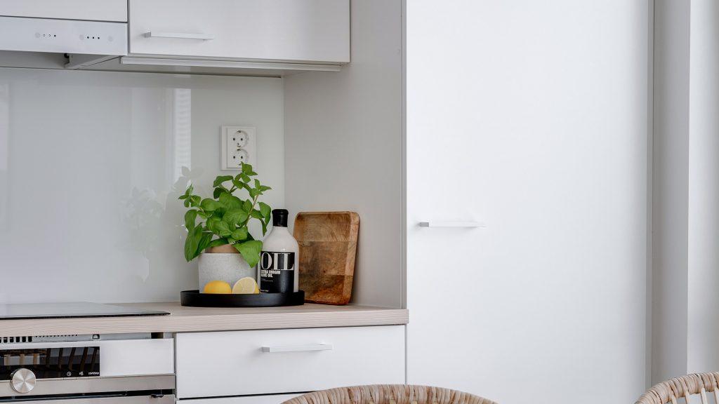 Hotel Mattsin huoneistoissa on täysinvarustellut, viihtyisät keittotilat tai keittiöt.