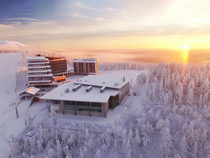 Hotel Levi Panorama, in Levi Finland.