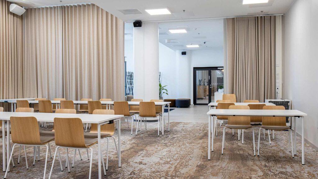 Vuokrattavat kokoustilat Hotel Mattsissa, Espoon Matinkylässä.
